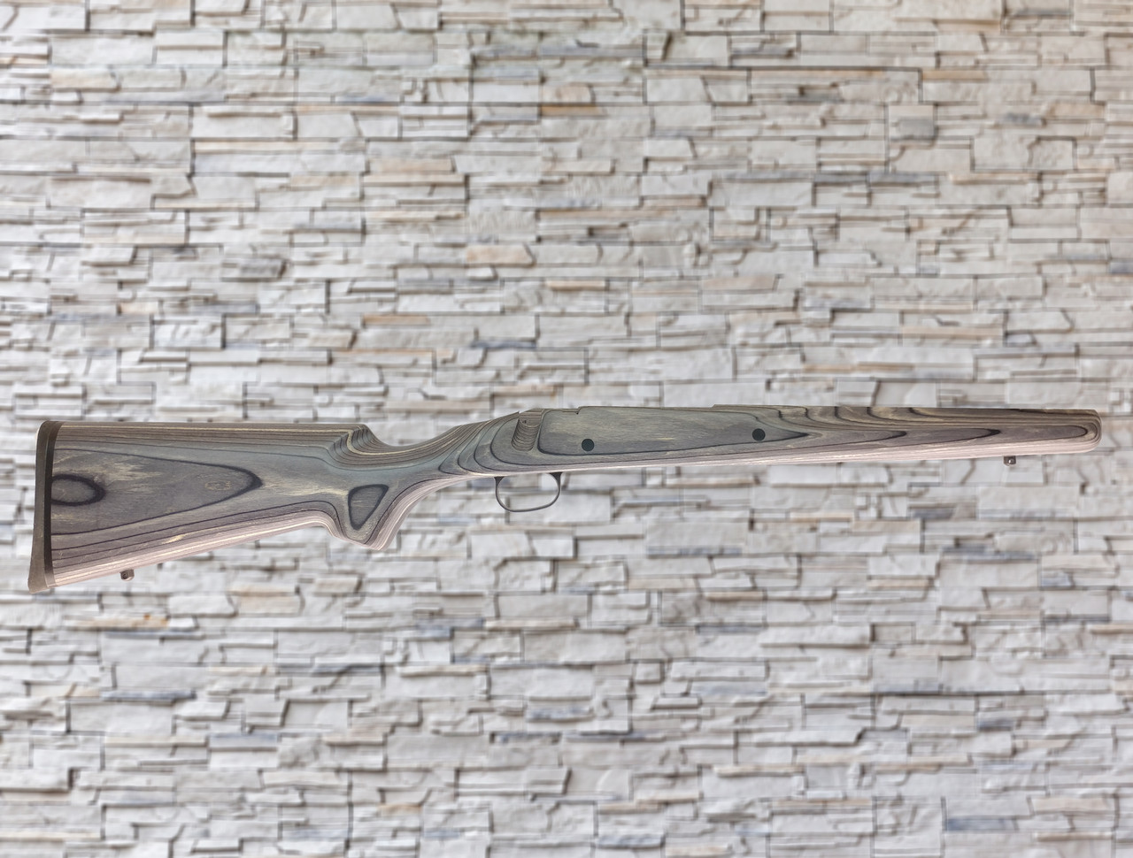 Boyds Classic Wood Stock Gray for Savage AXIS Short Action Tapered Barrel Rifle