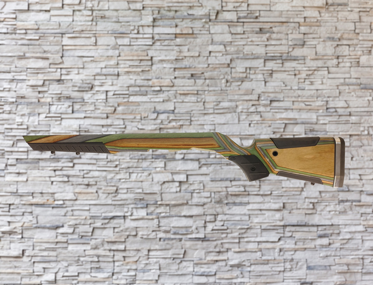 Boyds At-one Adjustable Wood Stock Camo for Savage A-17/A-22WMR Tapered Barrel