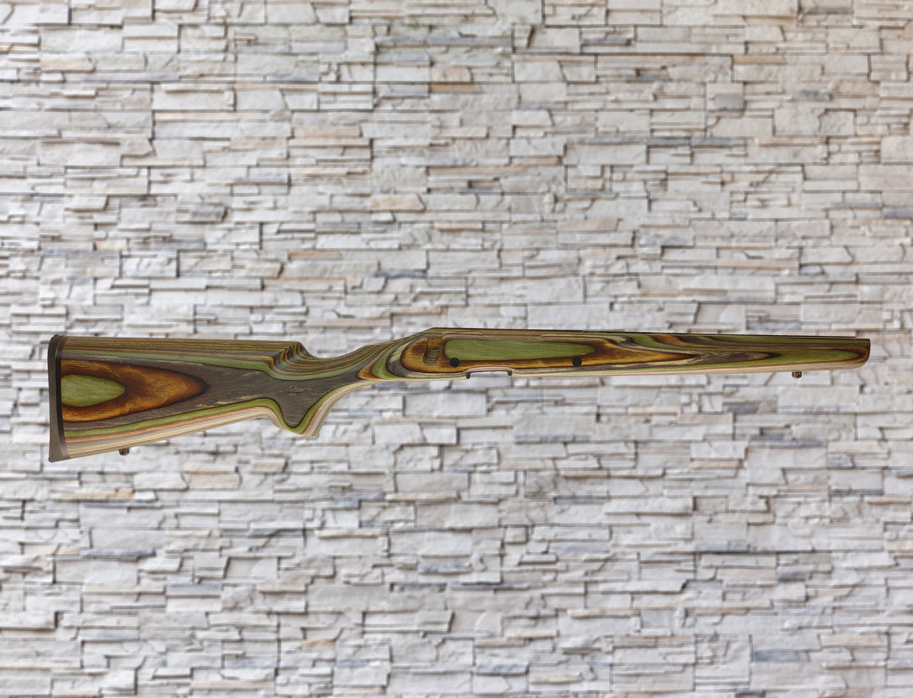 Boyds Classic Wood Stock Forest Camo For Remington 700 SA Factory Detachable Magazine Rifles