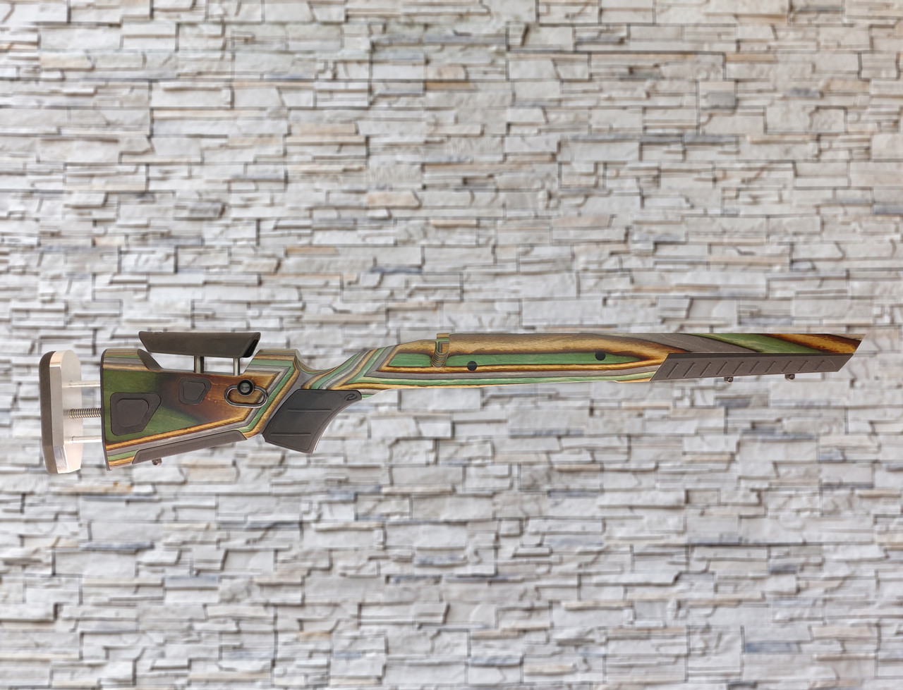 Boyds At-One Stock Camo For Weatherby Vanguard/Howa 1500 SA Bull Barrel