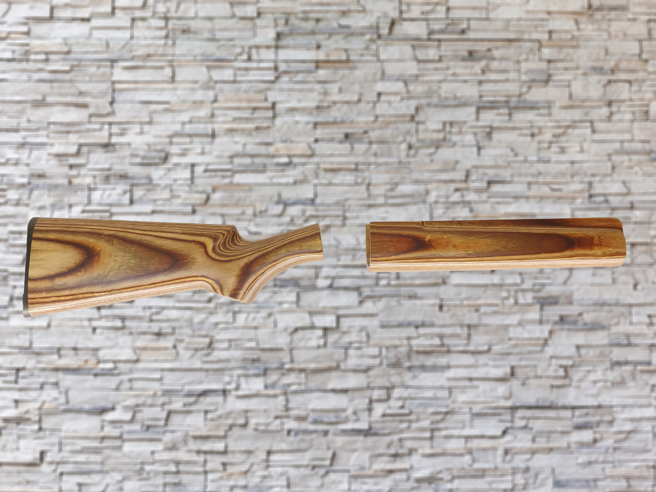 Boyds Field Design Wood Stock Nutmeg for Mossberg 930 12 Gauge Shotguns