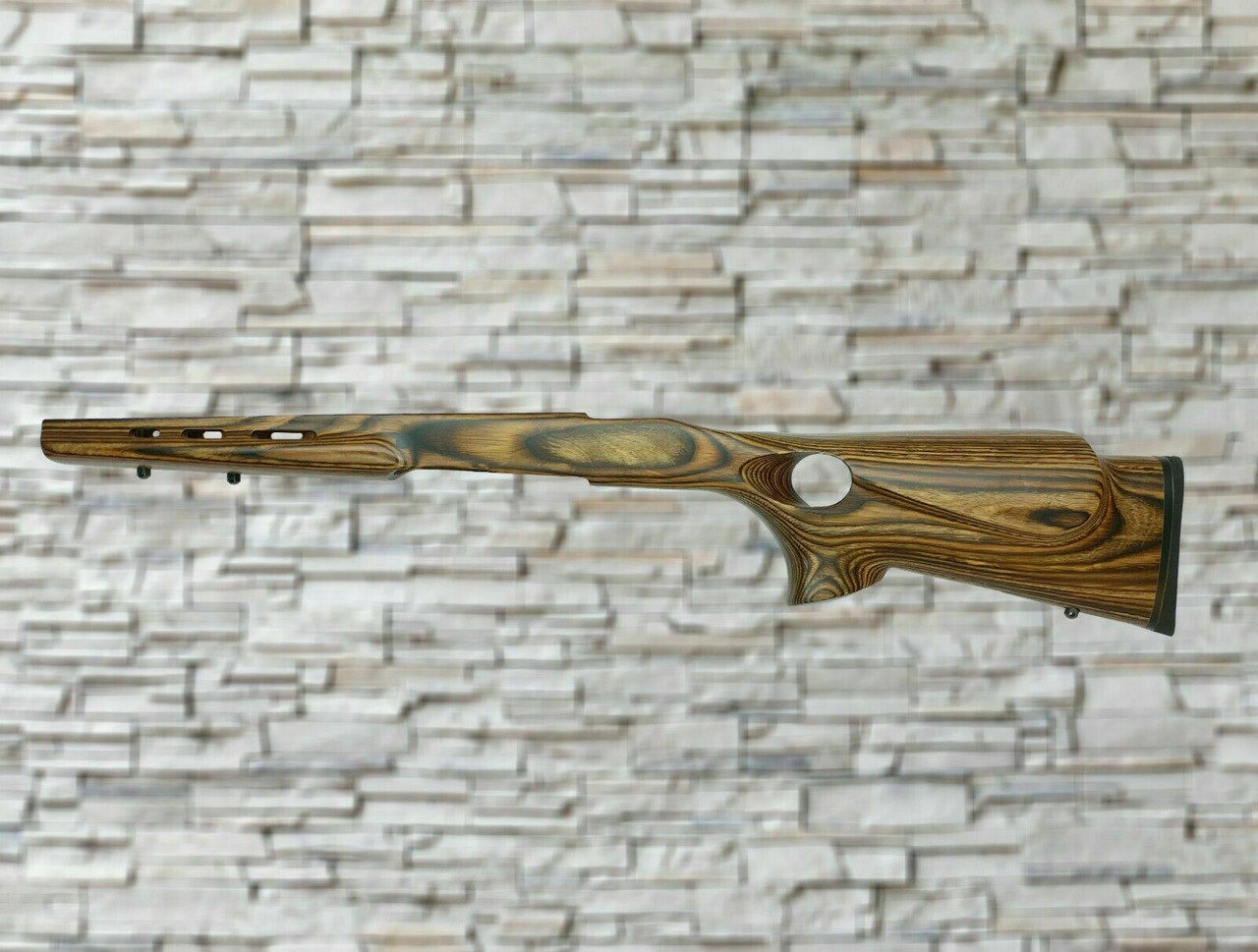 Boyds FW Wood Stock Nutmeg for Savage 110 LA TBR Removable Mag Tapered Barrel