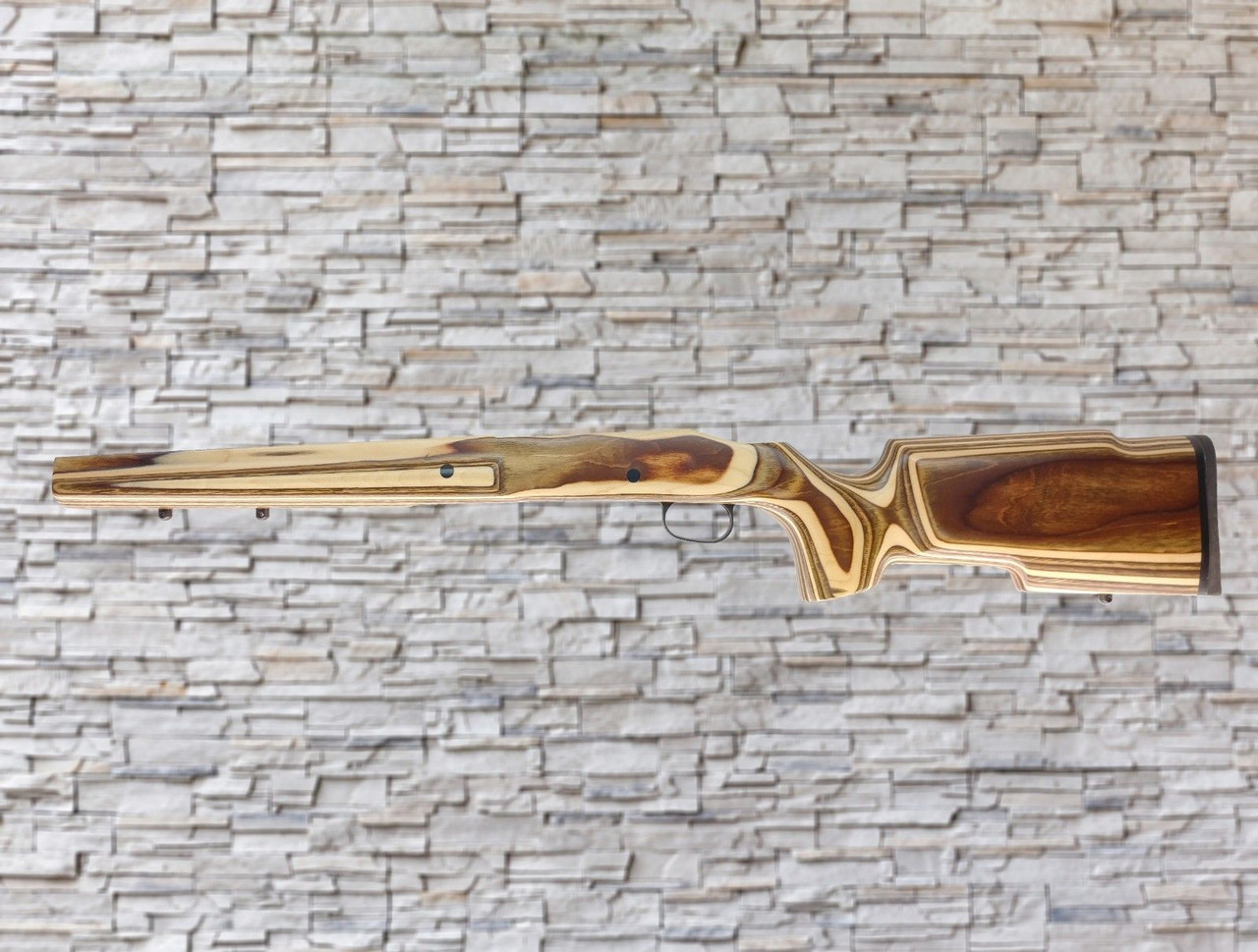 Boyds Pro Varmint Wood Stock Coyote for Savage AXIS Short Action Tapered Barrel
