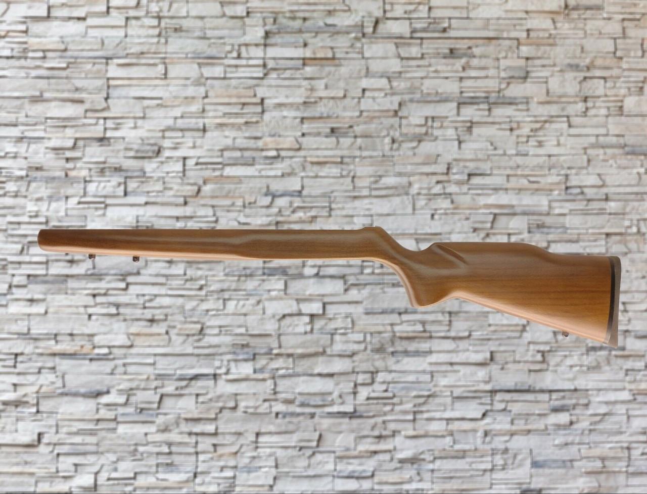 Boyds Rimfire Hunter Walnut Bull Barrel Wood Stock for Ruger 10/22, T/CR22