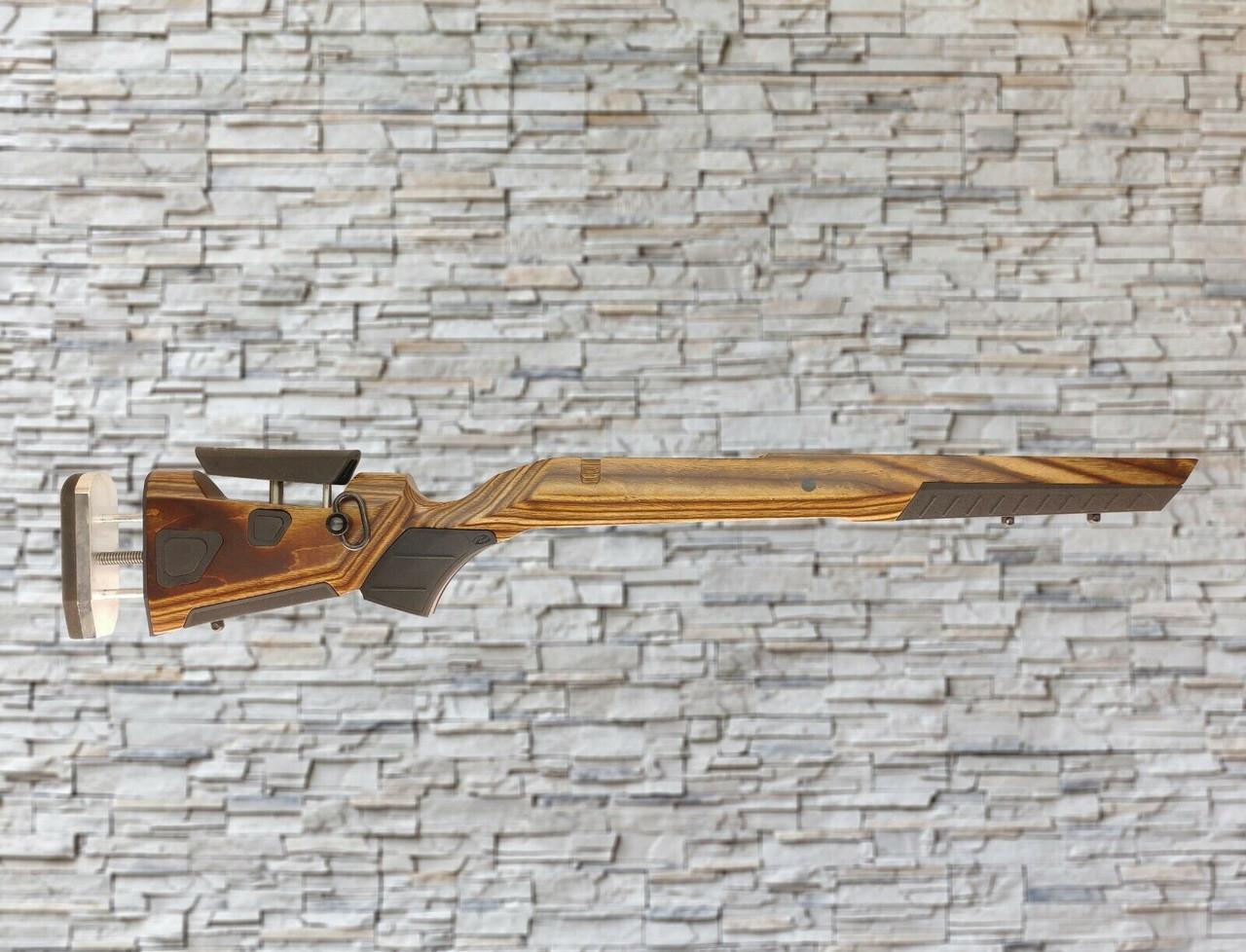 Boyds At-One Adjustable Wood Stock Nutmeg For Tikka T3 Factory Barrel Rifle