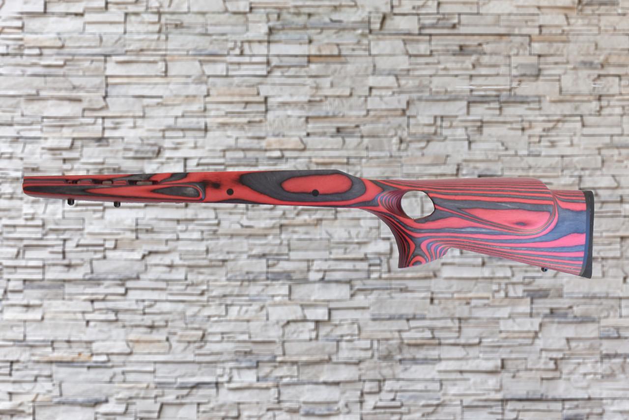 Boyds Featherweight Thumbhole Stock Applejack Remington 722 Short Action Rifle