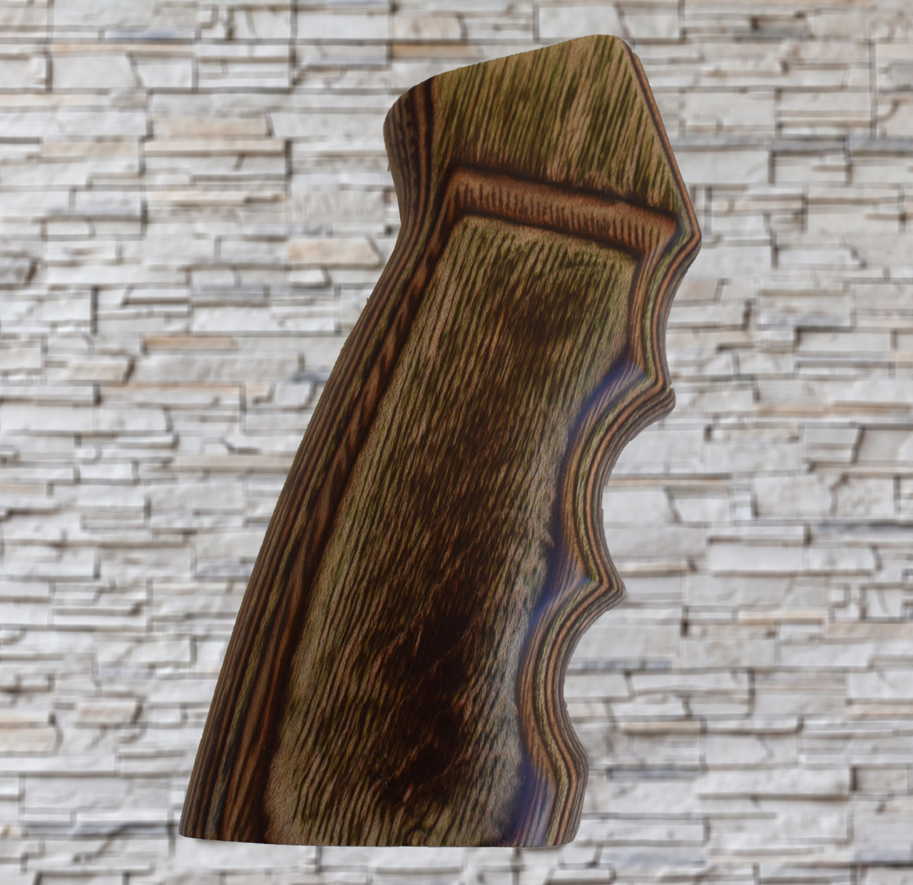 Boyds AR15/M16 Finger Groove Grip Nutmeg