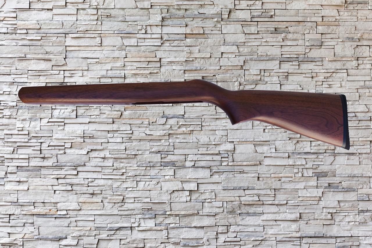 Revolution Explorer Walnut Bull Barrel Wood Stock for Ruger 10/22, T/CR22