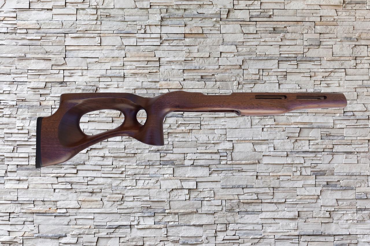 Revolution Extreme Bull Barrel Wood Stock Walnut For Ruger 10/22,T/CR22