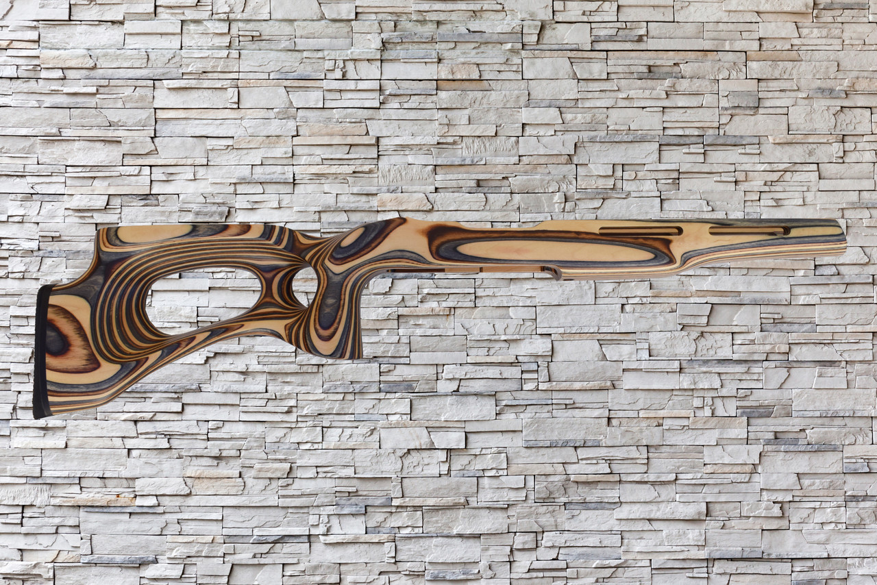 Revolution Extreme Bull Barrel Wood Stock Birch For Ruger 10/22,T/CR22