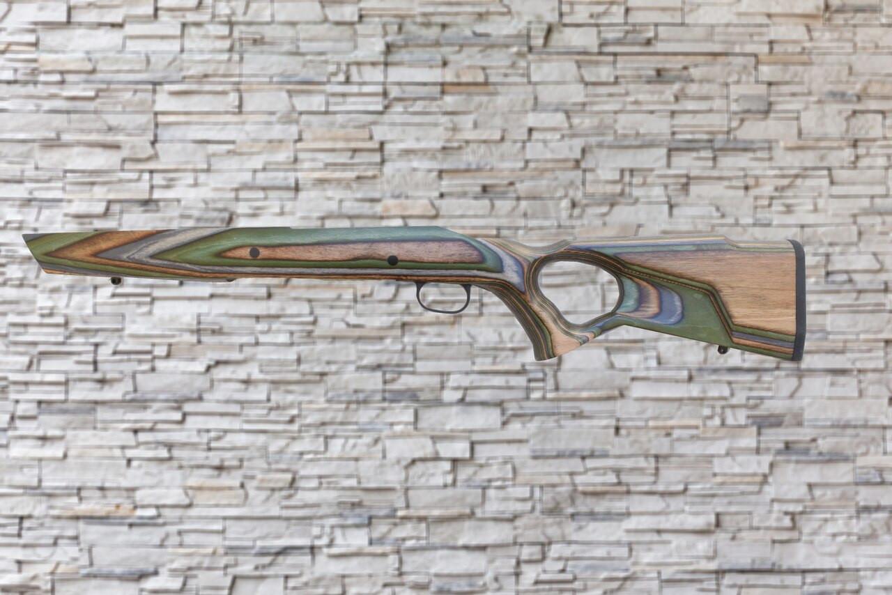 Boyds Spike Camp Wood Stock Camo for Savage AXIS SA Bull Barrel Rifle