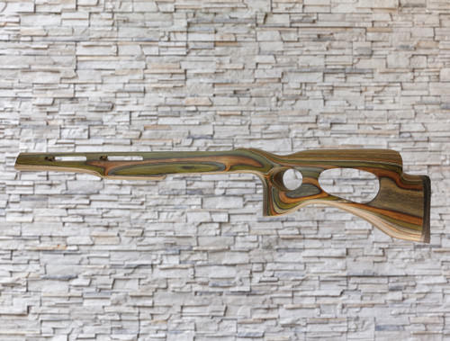 Revolution Extreme Bull Barrel Wood Stock Camo For Ruger 10/22