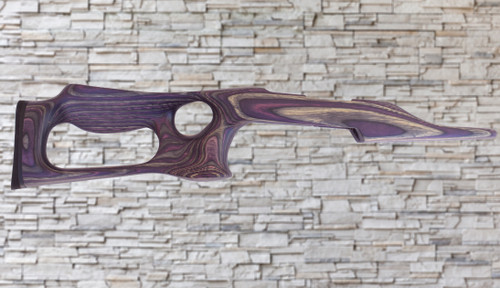 Boyds Barracuda Laminated Wood Stock Royal Purple for Ruger 10/22 Rifles