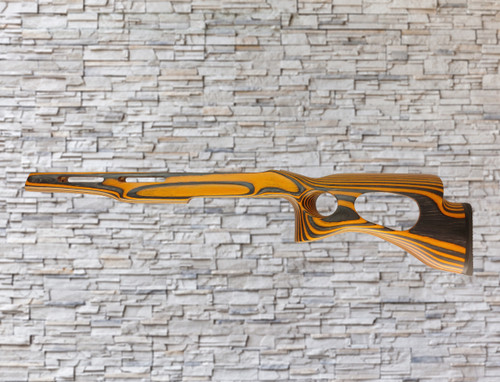 Revolution Yukon Extreme Bull Barrel Wood Stock Autumn For Ruger 10/22