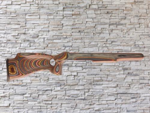 Boyds Blaster Royal Jacaranda Bull Barrel Wood Stock for Ruger 10/22, T/CR22