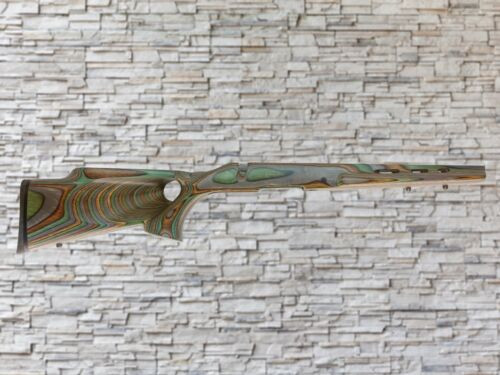 Boyds Ruger American Long Action Featherweight Laminated Wood Stock Camo