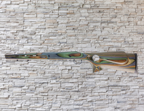 Boyds Featherweight Forest Camo Wood Stock for Savage AXIS SA Tapered Barrel Rifles