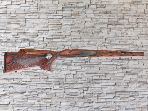 Boyds Ruger American Short Action Featherweight Laminated Wood Stock - Roy Jac