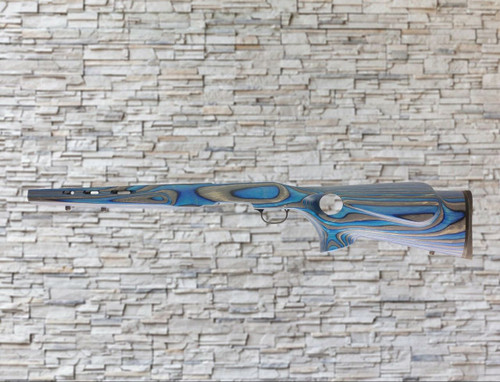 Boyds Savage B-Mag FeatherWeight, Factory Tapered Barrel Laminated Wood Stock Sky