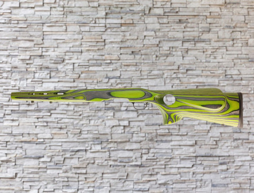Boyds Savage B-Mag FeatherWeight, Factory Tapered Barrel Laminated Wood Stock Zombie