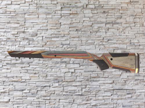 Boyds At-one Adjustable Wood Stock Royal Jacaranda for Ruger American SA Rifle