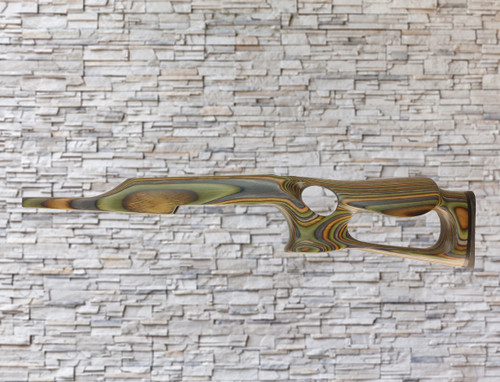 Boyds Barracuda Laminated Wood Stock Forest Camo for Savage 93R/93E/MKII Rifles
