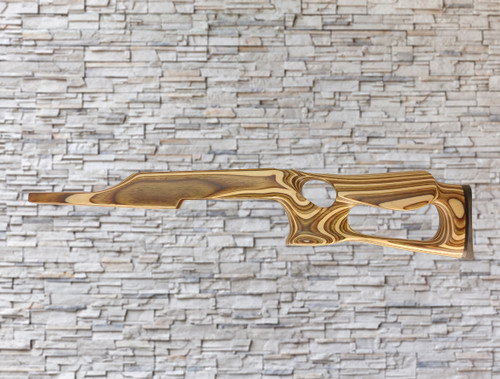 Boyds Barracuda Laminated Wood Stock Coyote for Savage 93R/93E/MKII Rifles