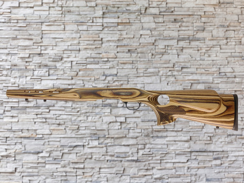 Boyds Savage B-Mag Featherweight, Bull BarrelWood Stock- Coyote Scale Texturing