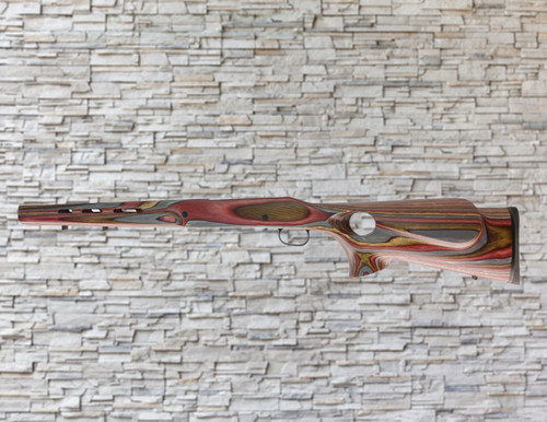 Boyds FW Wood Stock Royal Jacaranda for Savage AXIS LA Tapered Barrel Rifle