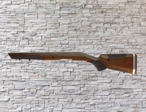Boyds At-one Adjustable Walnut Wood Stock for Ruger American Short Action Rifle