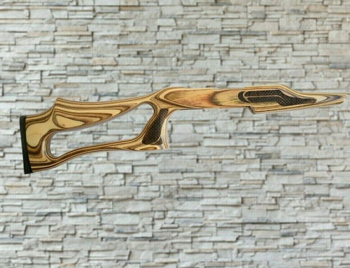 Boyds Ss Evolution Coyote Wood Stock for Ruger 10/22 1022 Gloss & Ribbon Texture