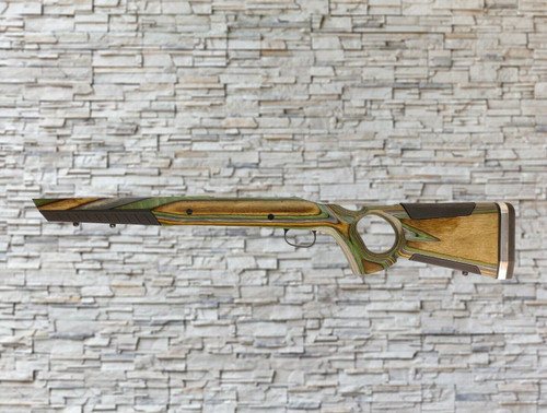 Boyds At-One Thumbhole Forest Camo Wood Stock for Savage AXIS SA Tapered Barrel Rifles