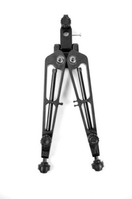 Limbsaver True Track Rifle/Crossbow Ultra Lightweight Isoplast Bipod 7-11""