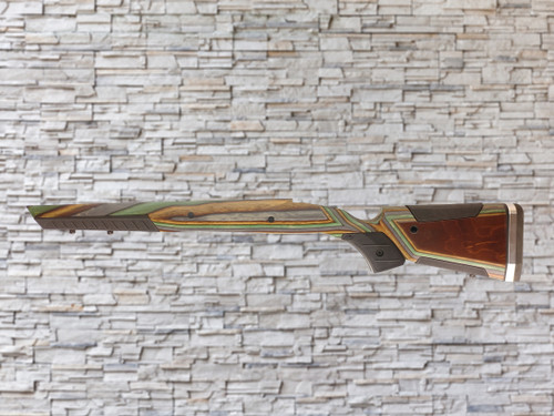 Boyds At-One Camo Stock Weatherby Vanguard/Howa 1500 Short Action Bull Rifle Bull Barrel Rifle