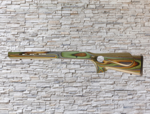 Boyds VT Wood Stock Camo For Weatherby Vanguard/Howa 1500 SA Bull Barrel Rifle