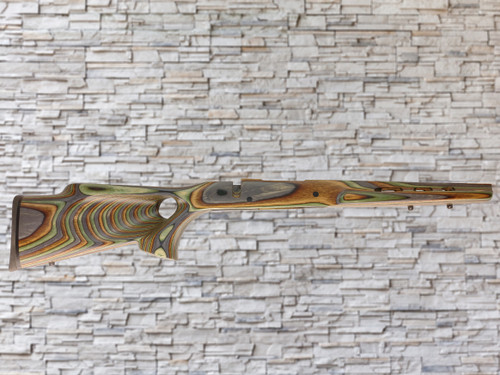 Boyds FW Wood Stock Camo For Weatherby Vanguard/Howa 1500 SA Tapered Barrel