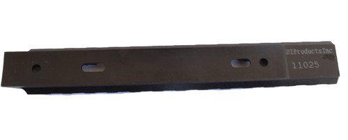DIProducts for Ruger 10/22 1022 25MOA Picatinny Scope Rail Aircraft Aluminum Black
