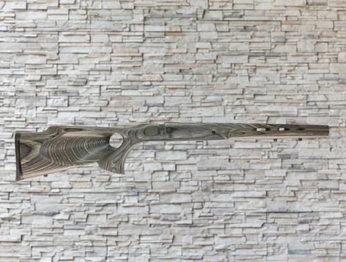 Boyds FW Wood Stock Pepper For Weatherby Vanguard/Howa 1500 LA 1-PC Floorplate