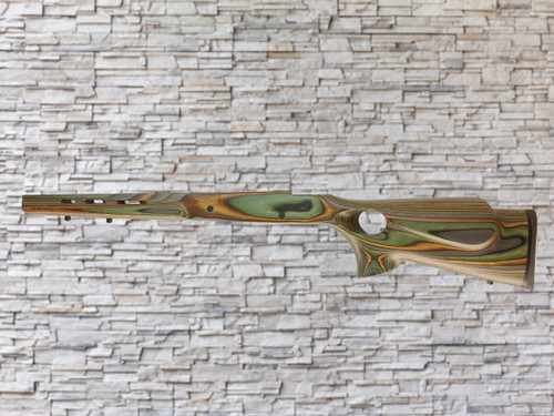 Boyds Featherweight Camo Stock Weatherby Vanguard/Howa 1500 Long Action Factory Barrel Rifle