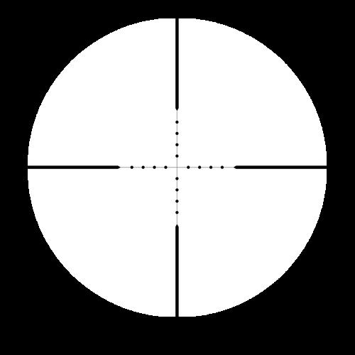 "Athlon Optics Talos Rifle Scope 1"" Tube 4-16x40mm SFP Mil Dot Reticle 215009"