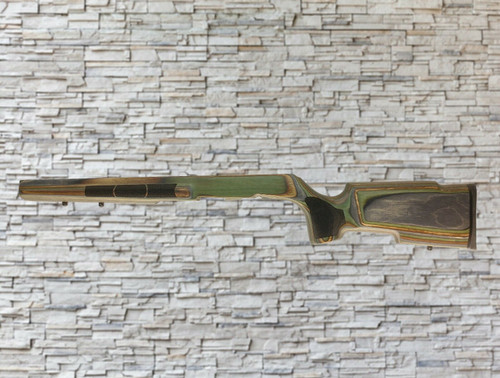 Boyds Pro Varmint Wood Stock w/ Stippling Camo for Savage A-17 Tapered Barrel