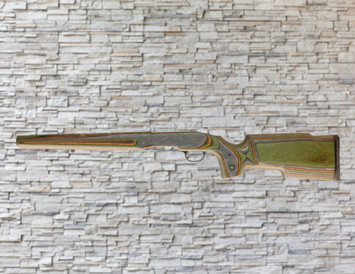 Boyds Pro Varmint Wood Stock Camo for Savage B-Mag Bull Barrel Rifle