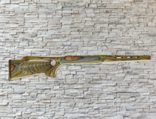 Boyds Featherweight Forest Camo Wood Stock for Tikka T3/T3X/T3 Lite Tapered Barrel Rifles
