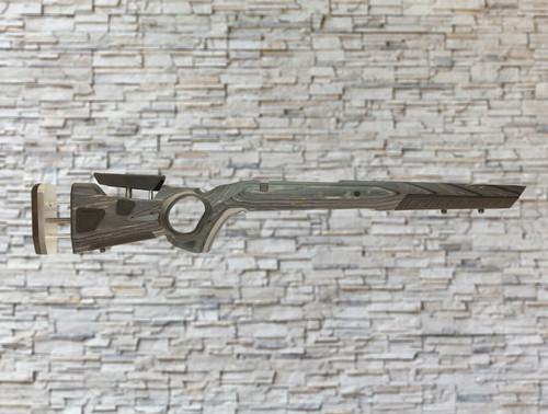 Boyds At-One Thumbhole Pepper Stock Tikka T3/T3X/T3 Lite Bull Barrel Rifle