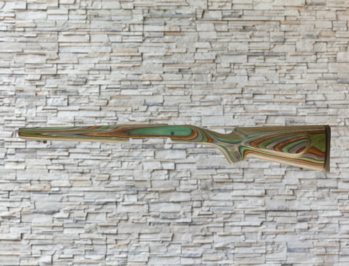 Boyds Classic Forest Camo Wood Stock for Browning X-Bolt SA Tapered Barrel Rifles