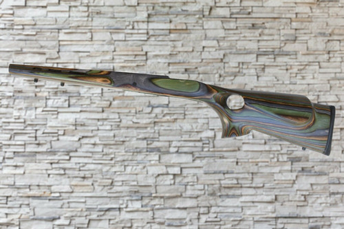 Boyds Featherweight Thumbhole Camo Wood Stock for Ruger 77MKII LA Rifles