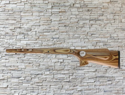 Boyds Featherweight Thumbhole Nutmeg Wood Stock for Ruger 77MKII LA Rifles