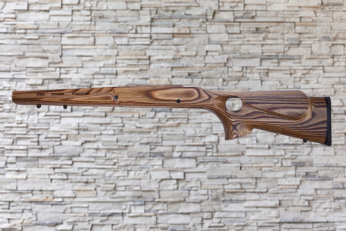 Boyds Featherweight Wood Stock Nutmeg Mossberg 100 ATR Short Action Rifle