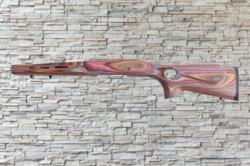 Boyds Featherweight Royal Jacaranda Stock Remington 710/770 Factory Barrel Rifle