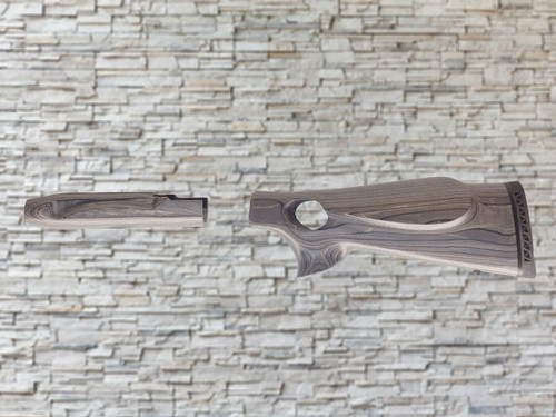Boyds Sterling Wood Stock & AP Forend Pepper for Remington 870 12 Gauge